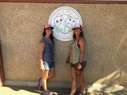 Teachers of West Marin Montessori Preschool